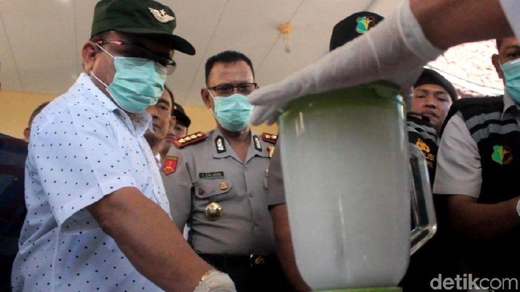 Gubernur: Peredaran Narkoba di Aceh Makin Parah