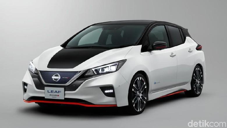 Nissan Bikin LEAF yang Lebih Garang