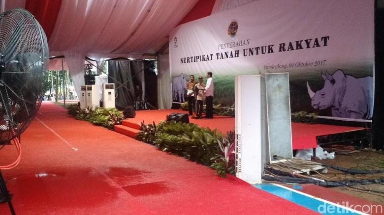 Curhat Jenaka Daelami ke Jokowi soal Kesulitan Irigasi