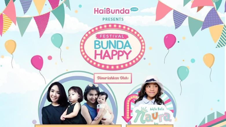 Festival Bunda Happy/ Foto: HaiBunda