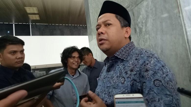 Densus Tipikor Dibentuk, Fahri Hamzah Ingin KPK Purnatugas