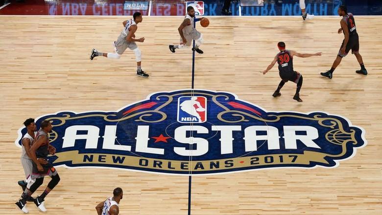 NBA Ubah Format Pertandingan All-Star, Tak Ada Lagi Timur vs Barat