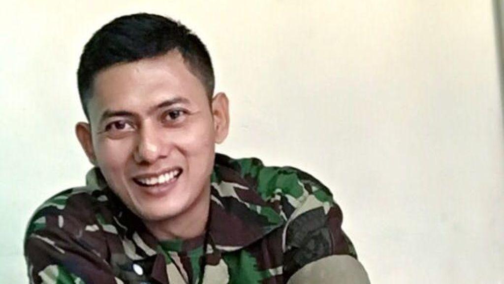 Foto: Ini Kopda Anto, Anggota TNI AU yang Viral karena Mirip AHY