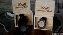 Video Proses Pembuatan Jam Tangan Kayu Made in Jombang