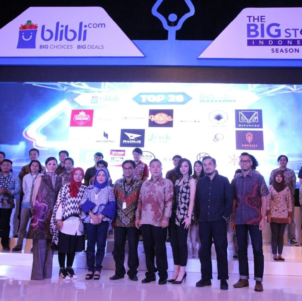 Kompetisi The Big Start Indonesia 2017 Siap Gembleng 20 Finalis