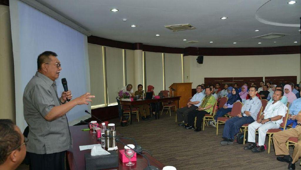 Antisipasi Abrasi, Gerakan Tanam Mangrove Digaungkan di Karawang