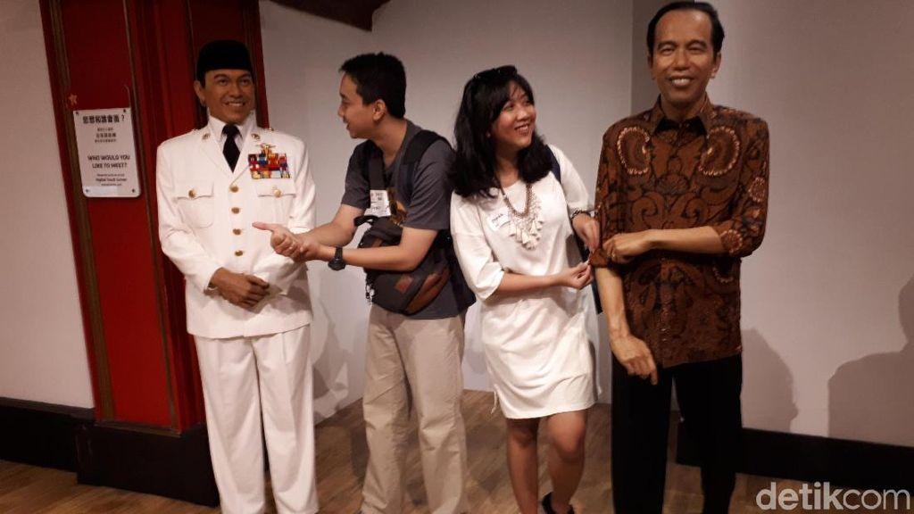 Saat dTraveler Ketemu Jokowi di Hong Kong