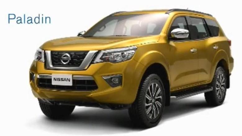 Perkiraan Wajah Pesaing Fortuner dan Pajero Sport dari Nissan