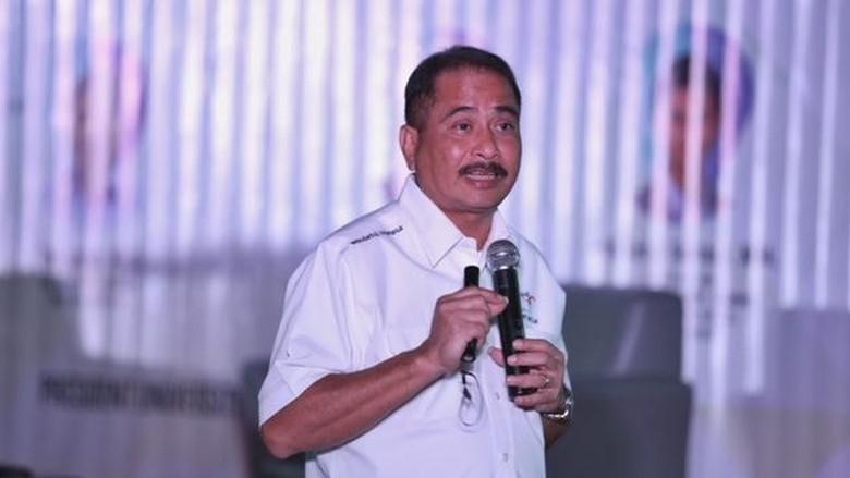 Menpar Arief Yahya (Dok President University)