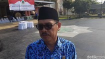 Pimpin Upacara HUT Banten, Sekda Ingatkan Pembangunan Daerah