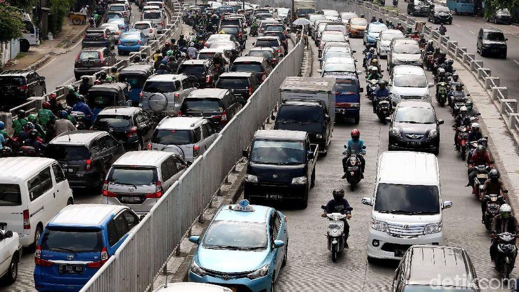 Kota Terburuk untuk Pengendara, Jakarta Nomor 14