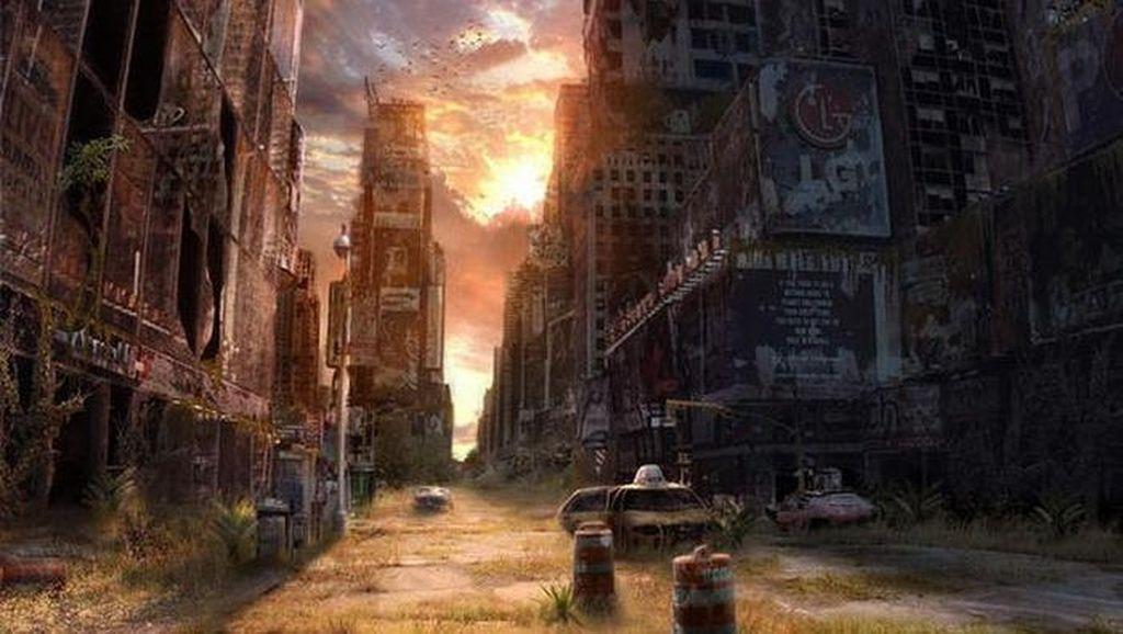 Potret Suram Kehidupan Setelah Akhir Dunia