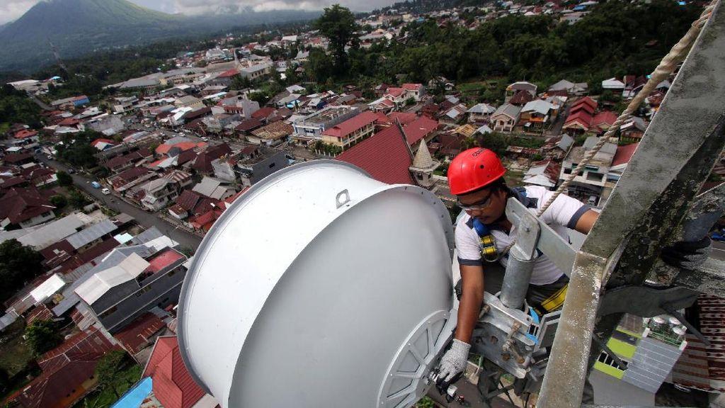 Geser-geser Frekuensi 2,1 GHz Start Malam Ini, Indosat Duluan