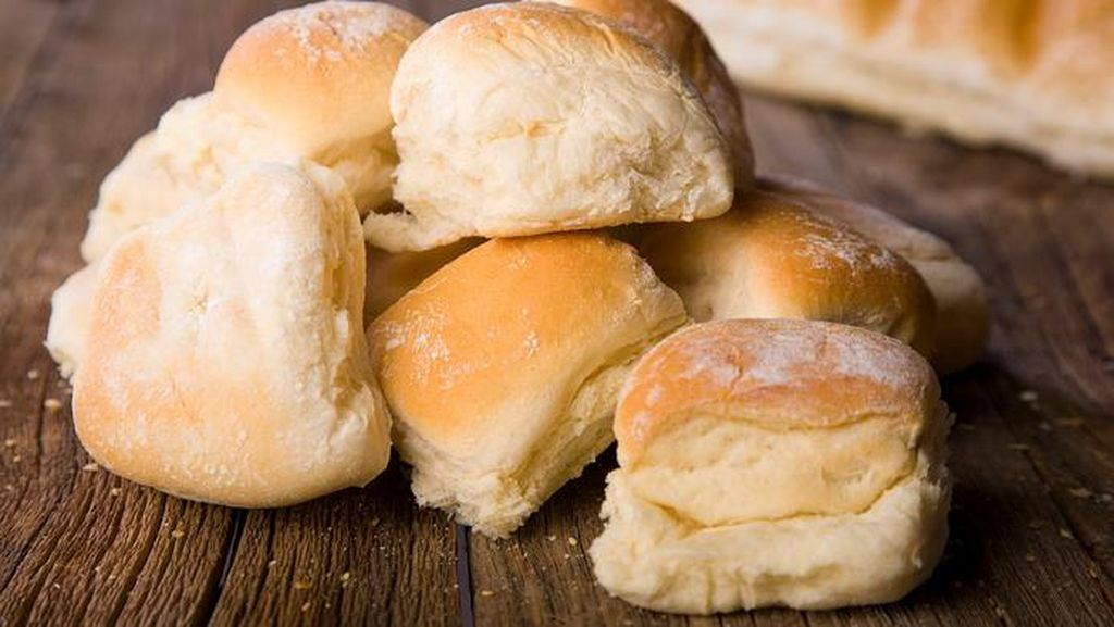 Indonesia Sarapan Roti