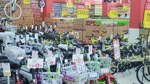Beli Sepeda Listrik Gratis Voucher di Transmart Carrefour