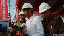 Jokowi Dialog dengan Karyawan PLTU, Warga Desa di Banten: Huu!