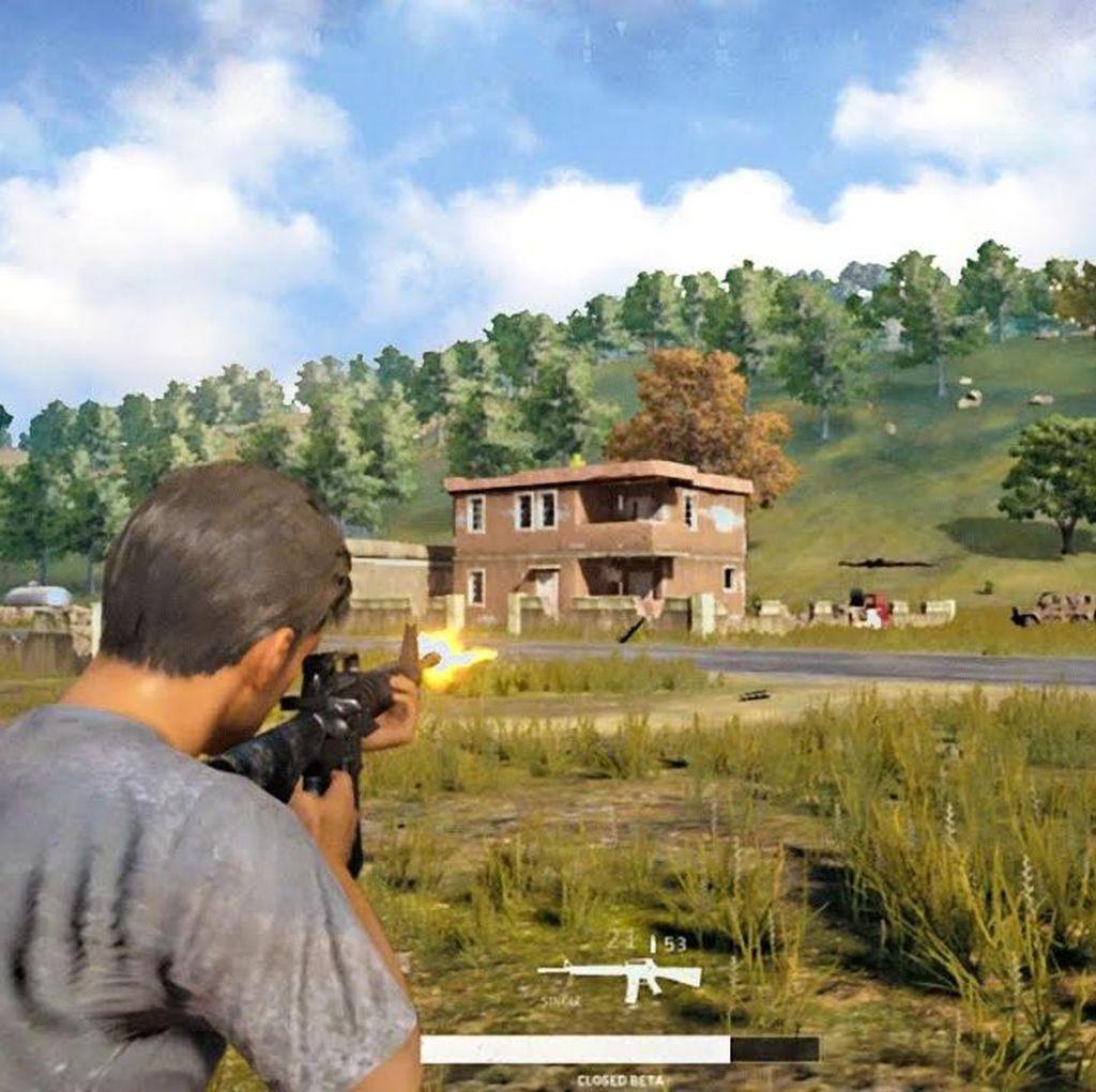 Server PlayerUnknowns Battlegrounds Tak Sanggup Tampung Gamer