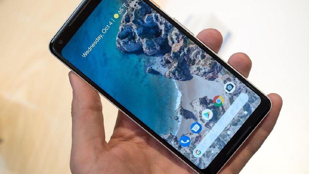 Baru Seminggu, Layar Google Pixel 2 XL Sudah Bermasalah