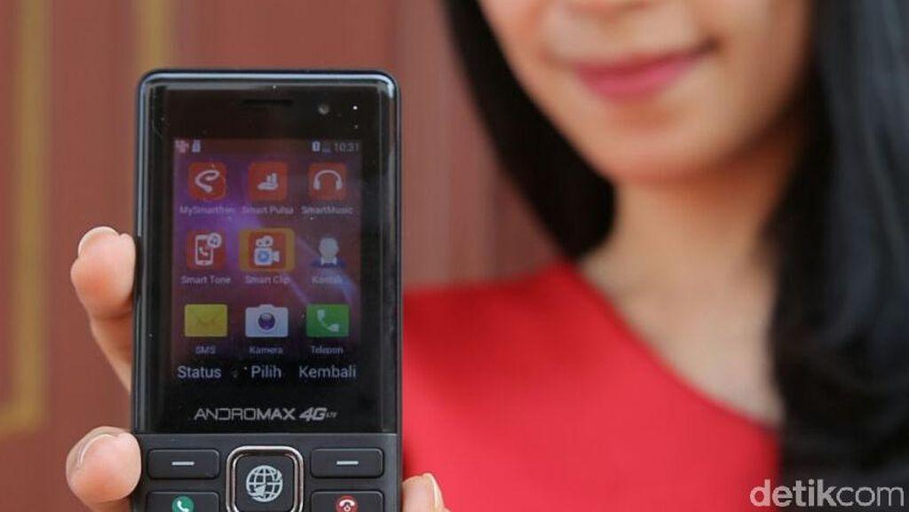 Andromax Prime, Si Feature Phone ala Smartphone Diklaim Laris