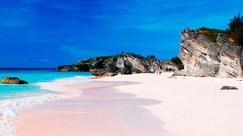 Kecantikan Harbour Islands di Bahama (Youtube)