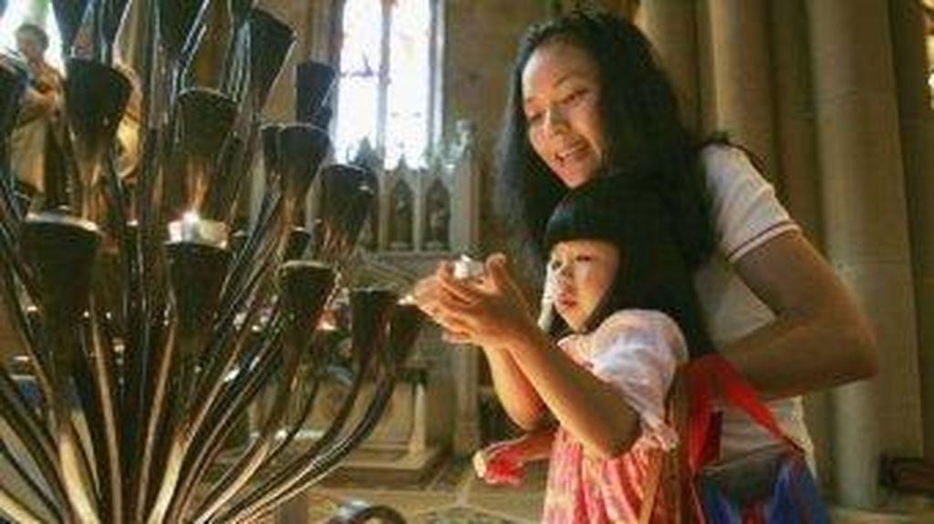 Jemaat Gereja Australia Kini Didominasi Imigran