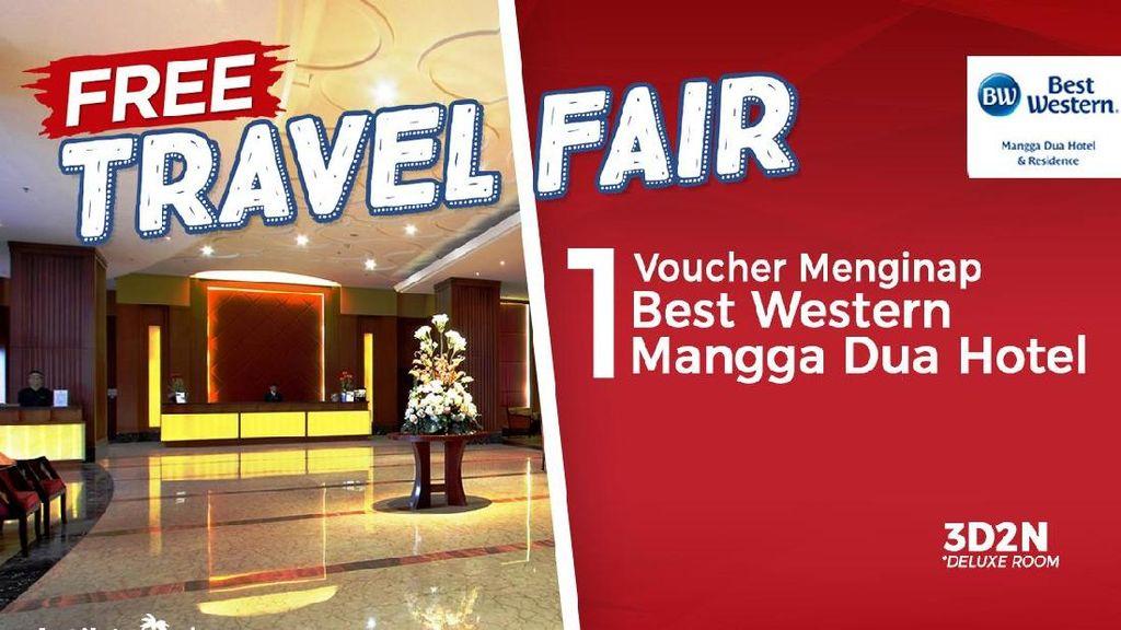 Pemenang Free Travel Fair Periode 4-5 Oktober 2017