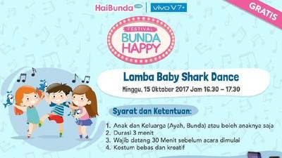 Menangkan Baby Shark Dance Challenge Berhadiah Jutaan Rupiah