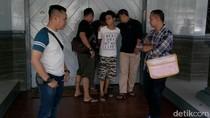 Baru Bebas, Pemuda Pekalongan Ini Ditangkap Lagi di Pintu Rutan