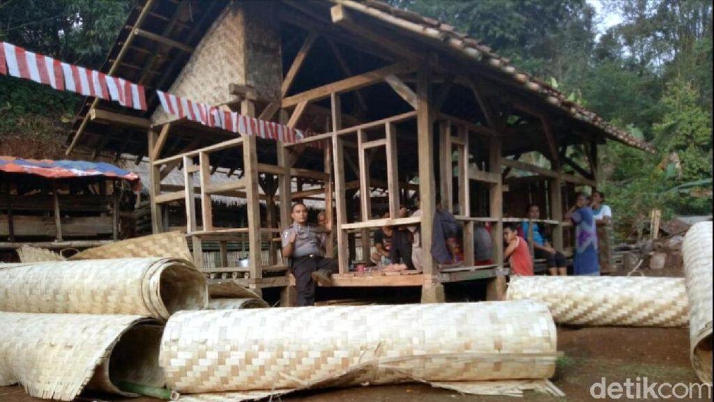 Mimpi Brigadir Dikri Perbaiki Rutilahu di Desa Bencoy Sukabumi
