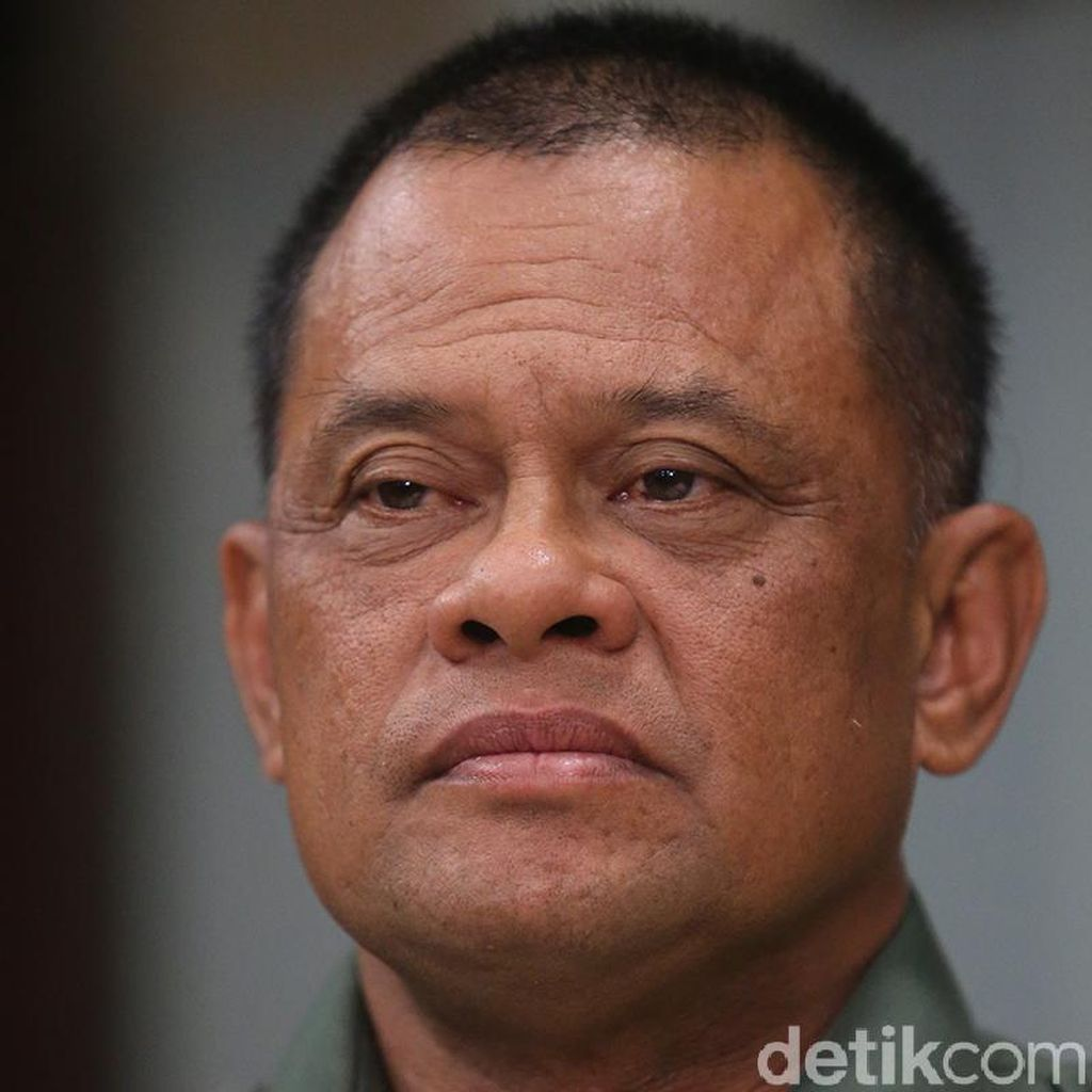 Kecewa Ditolak AS, Panglima TNI: Surat Saya Dibaca Jenderal Dunford