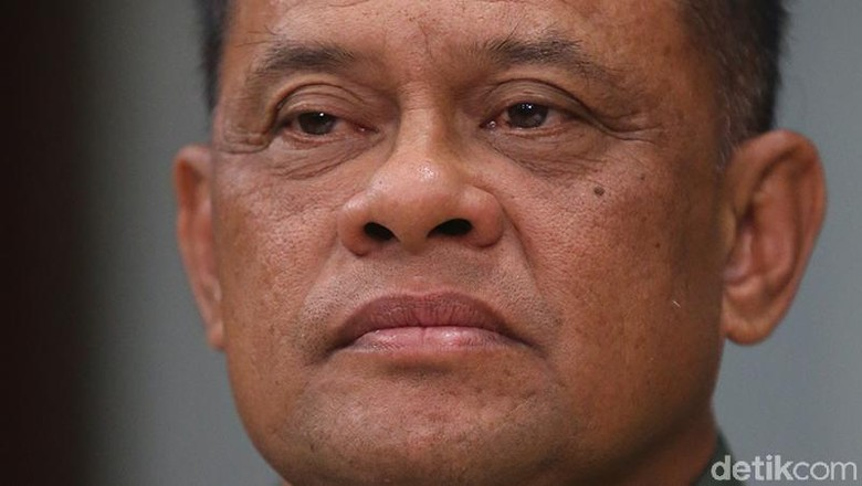 TNI: Walaupun Panglima Sudah Boleh ke Washington, AS Harus Jelaskan Dulu