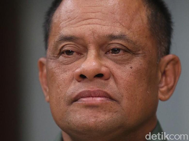 Panglima TNI : Ambon Sudah Manise Lagi, Pembangunan Sangat Cepat