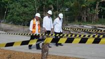 Tinjau Embung Rawasari, Jokowi: Ini untuk Masyarakat Tarakan