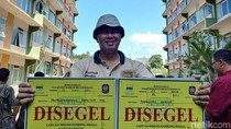 Pemkot Bandung Segel Rusunawa yang Berubah Jadi Indekos