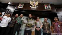 Momen Kumpul Wiranto, Panglima-Kapolri Akhiri Polemik Kargo Senjata