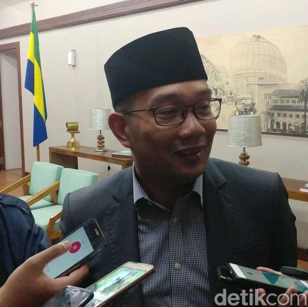 Hanura Beri Sinyal Dukung Ridwan Kamil di Pilgub Jabar