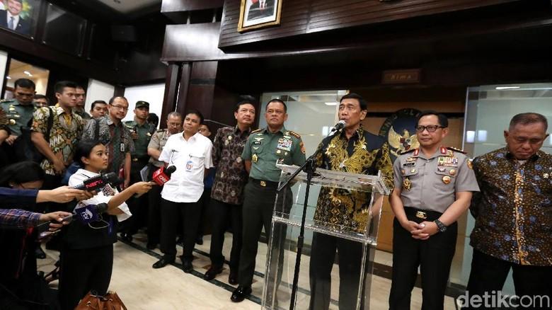 Senjata SAGL Brimob Bisa Diambil, Amunisi Tajam Titip di Mabes TNI