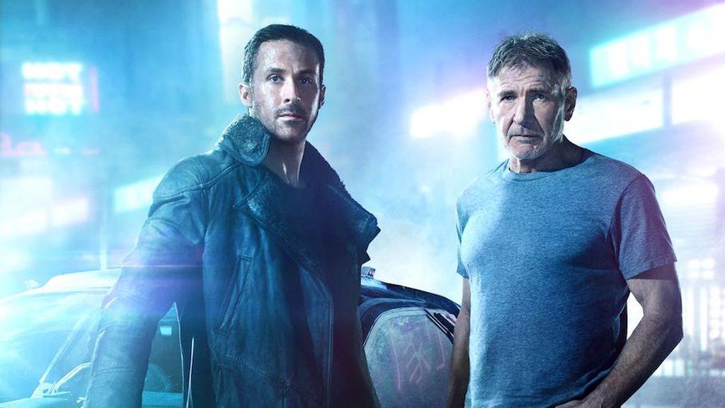 Blade Runner 2049 Rebut Takhta Box Office Pekan Ini