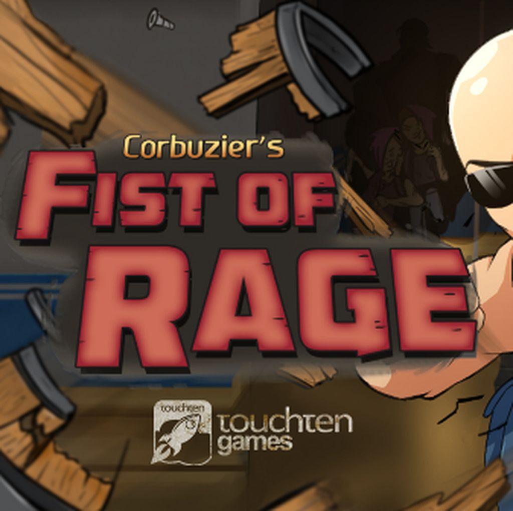 Fist of Rage, Game Petualangan Deddy Corbuzier Lawan Preman Jalanan