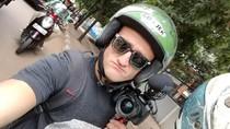 Naik Go-Jek, YouTuber Casey Neistat Heran Lihat Macet Jakarta