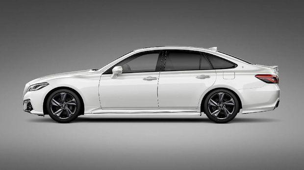 Toyota Siap Kenalkan Crown Concept