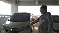 Mobil PNS Dibobol Maling di Tempat Parkir Pemkot Tangsel
