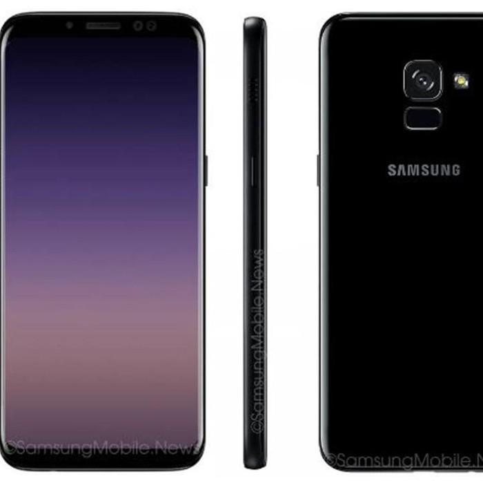 Bocoran Galaxy A5 & A7 2018. Foto: istimewa