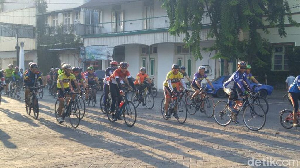 Gowes 200 Km dari Semarang-Magelang akan Digelar November