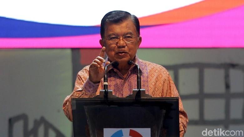 Anies Masuk Bursa Fokus Dulu - Jakarta Gubernur DKI Jakarta Anies Baswedan masuk ke bursa cawapres di Pilpres Wapres Jusuf Kalla meminta Anies fokus