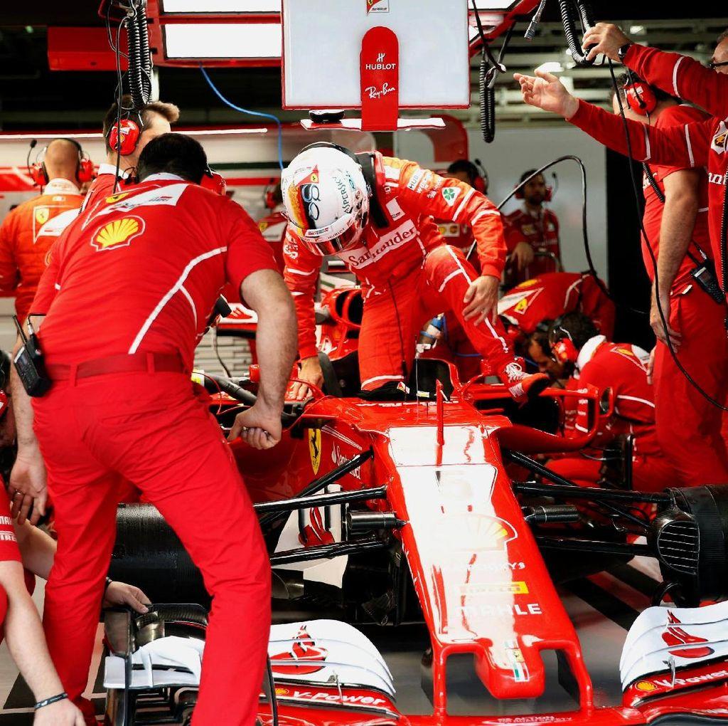 Kata Presiden Ferrari soal Kegagalan di F1 Musim Ini