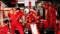 Vettel Tercepat di Latihan Pertama