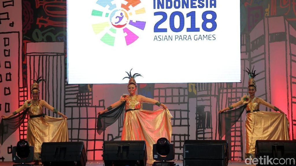 MoMo Jadi Nama Baru Maskot Asian Para Games 2018, Gantikan Ulung