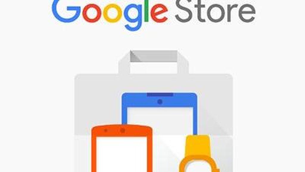 Google Store Dipastikan Hadir di Indonesia, Tapi..