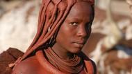 Foto: Suku Pedalaman Afrika Berkulit Merah